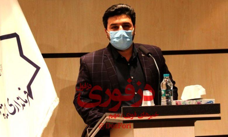 محمد غلامی رئیس اداره صنعت معدن و تجارت شهرستان دزفول