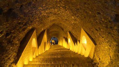 تصویر از قُمِش آقامیر دزفول اثری شگفت انگیز در زیر زمین