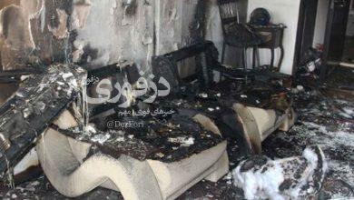 تصویر از آتش سوزی یک واحد آپارتمانی جان یک کودک ۸ ساله را در دزفول گرفت