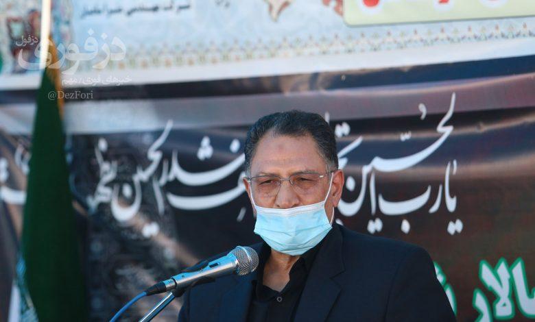سید احمد آوایی نماینده دزفول