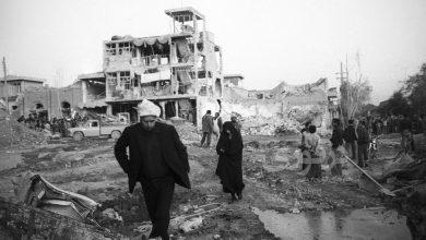 تصویر از تصاویر: حمله موشکی صدام به شهر دزفول؛ ۲۸ آذر ۱۳۶۱