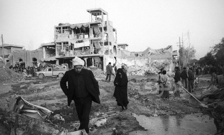 دزفول در زمان جنگ عکس قدیمی dezfori.ir سایت