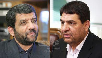 تصویر از دو دزفولی در بین کاندیداهای احتمالی انتخابات ریاست جمهوری ۱۴۰۰