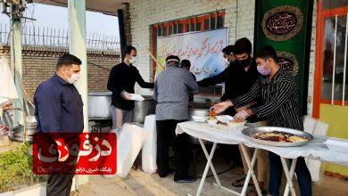 تصویر از بیش از ۱۹ هزار پرس غذا در روستاهای جنوب غرب دزفول تهیه و توزیع شد