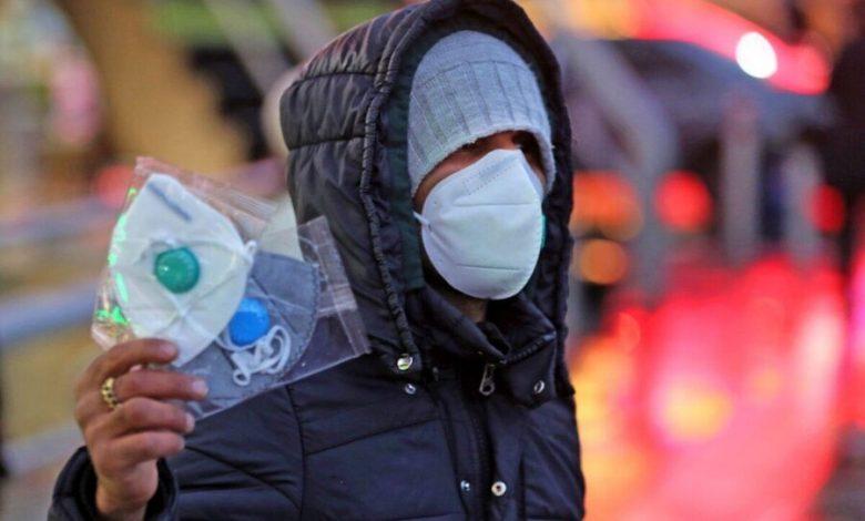 ماسک کرونا در دزفول dezfori.ir