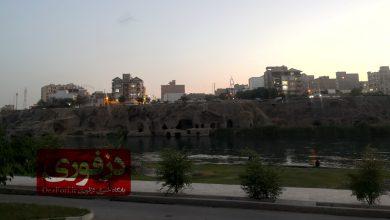 تصویر از بوستان ها و پارک های دزفول مجددا تعطیل شدند !