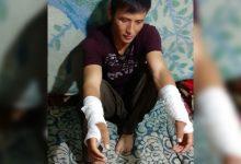 تصویر از جانفشانی کارگر افغانی جان خانوادهای را در دزفول نجات داد