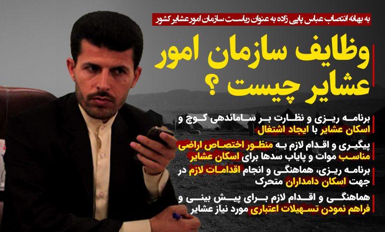 سازمان عشایر ایران