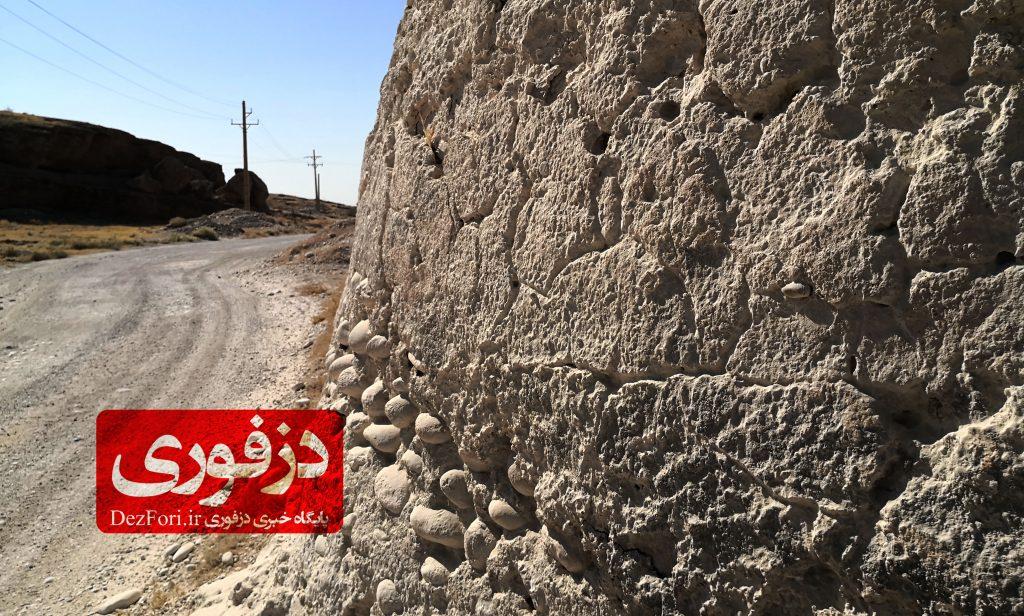 پل اشکانی پارتی باستانی پاپیلا دزفول دزفوری dezfori.ir