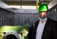 تصویر از افتخار آفرینی فرزند متخصص دزفول در صنعت نفت