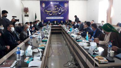 تصویر از نشست نماینده دزفول و معاونت عمرانی فرمانداری دزفول با مسئولین شهر و بخش چغامیش