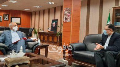 تصویر از آوایی در دیدار با وزیر آموزش و پرورش: کمبود نیروی انسانی در آموزش و پرورش دزفول نگران کننده است