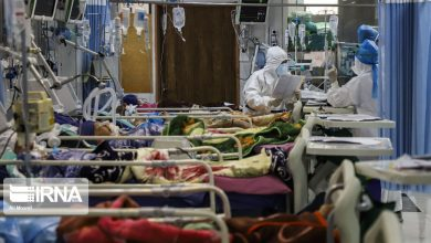 تصویر از تعداد بیماران مراجعه کننده به بیمارستان بزرگ دزفول بسیار بالاست