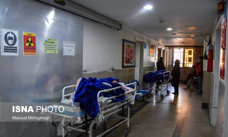 راهرو بیمارستان