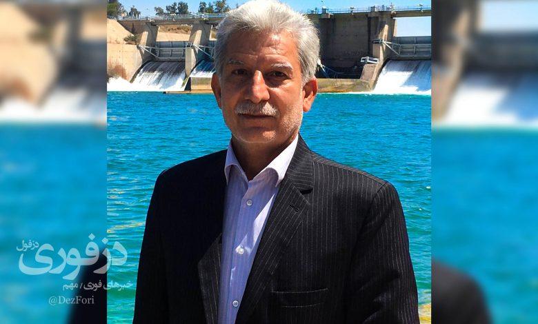 محمد علی دوایی فر شهردار دزفول
