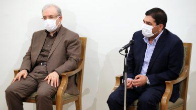 تصویر از گزارش دکتر محمد مخبر دزفولی در محضر رهبر انقلاب