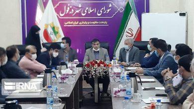 تصویر از شهردار دزفول: تمام استخدامیهای شهرداری با مجوز استانداری بوده است