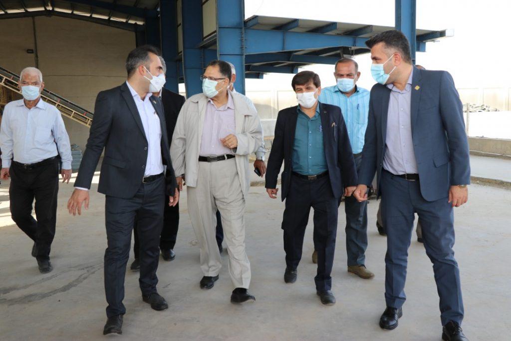 آوایی از بهره برداری دوفاز بزرگ صنایع تبدیلی کشاورزی در آینده نزدیک در دزفول خبر داد