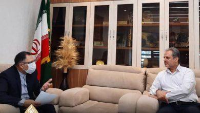 تصویر از آوایی در دیدار با وزیر جهاد کشاورزی: کشاورزان و دامداران شاهد نابودی سرمایههای خود هستند