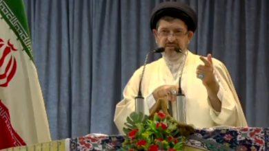 تصویر از آمار پویش بزرگ ضیافت غدیر از زبان امام جمعه دزفول / طبخ ۱۲۰ هزار غذا