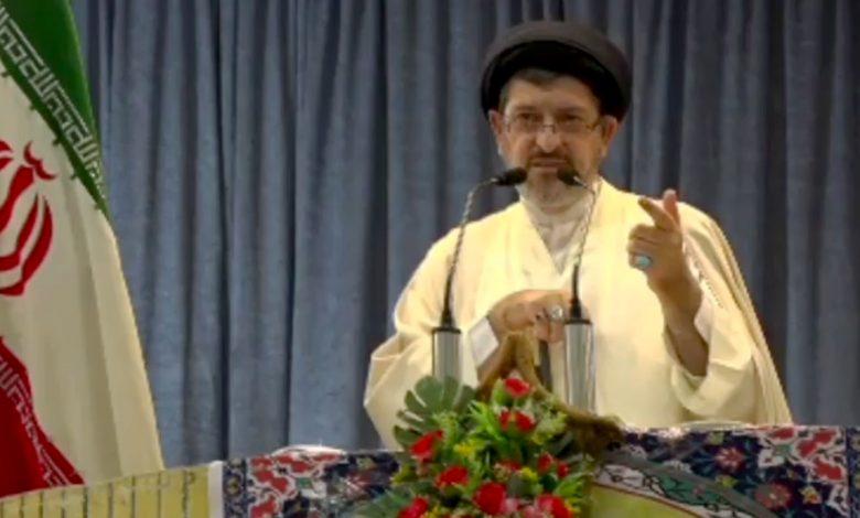 امام جمعه دزفول آمار قاضی غدیر طبخ غذا پرس