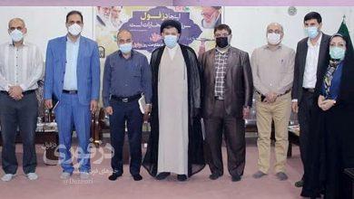 تصویر از امام جمعه دزفول: فضای مجازی پر از اشخاصی است که برای تسویه حساب شخصی فتنهگری میکنند