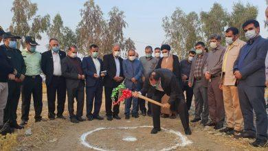 تصویر از آوایی: خرید زمین پایگاه چهارم شکاری دزفول گامی مهم در جهت توسعه فرودگاه دزفول است
