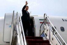 تصویر از جهانگیری، معاون اول رئیس جمهور از فرودگاه دزفول وارد خوزستان شد