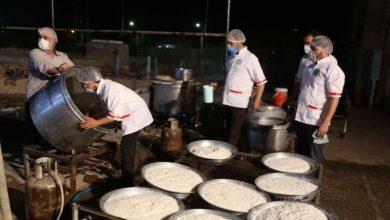 تصویر از ۲۰ هزار نفر در دزفول اطعام شدند