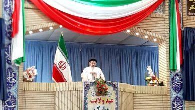 تصویر از امام جمعه دزفول: اعتراض مردم خوزستان به کم آبی به حق بود