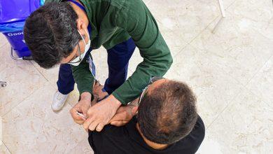 تصویر از فعالیت مراکز تجمیعی واکسیناسیون شهر دزفول در روز اربعین از ساعت ۸ الی ۱۴ می باشد
