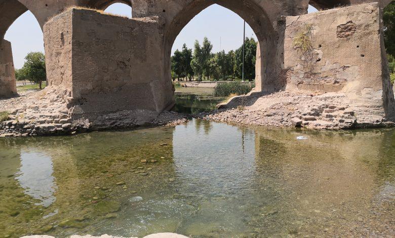 انتقال آب از رود دز