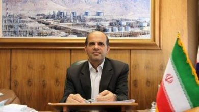 تصویر از محسن خجستهمهر دزفولی معاون وزیر نفت و مدیرعامل شرکت ملی نفت ایران شد