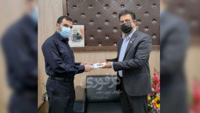 تصویر از پایانه بار فرودگاه دزفول راه اندازی شد